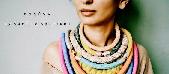 L'antica modernità dei gioielli in corda di Noquvy
