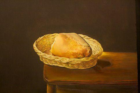 Cestino di pane  - Foto di Simona Forti