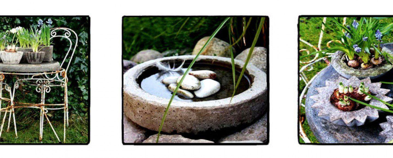 Fai da te vasi in cemento per il tuo giardino bigodino for Vasi fai da te