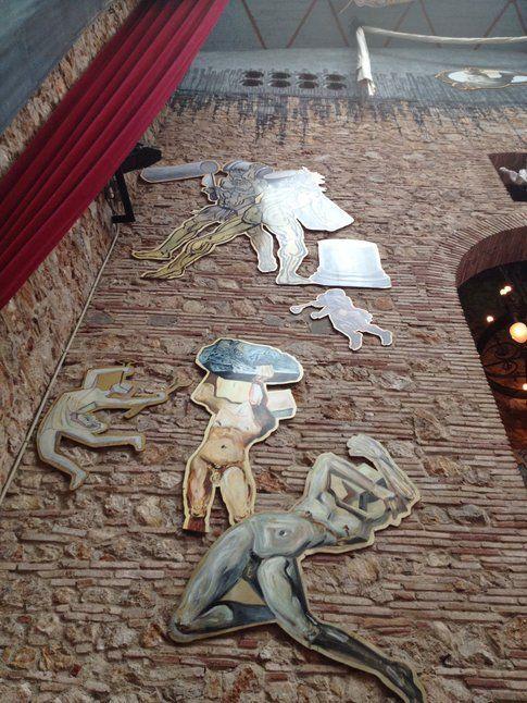 Atrio interno  - Foto di Simona Forti
