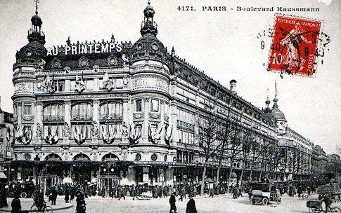 i grandi Magazzini in Francia