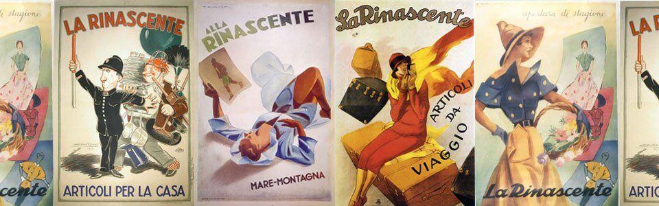 La nascita dei Grandi Magazzini: la Rinascente a Napoli