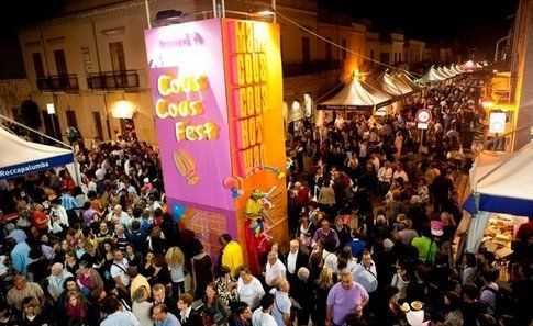 La festa del cus cus in Sicilia