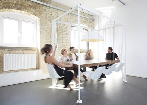 Swing Table di Duffy London