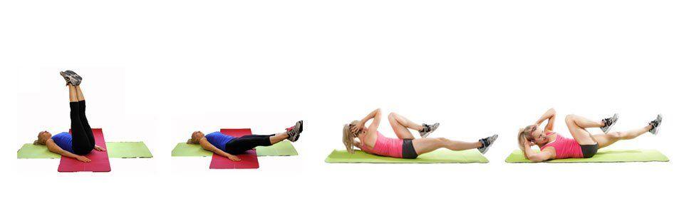 Esercizi fitness a casa tua: iniziamo a rassodare la pancia!