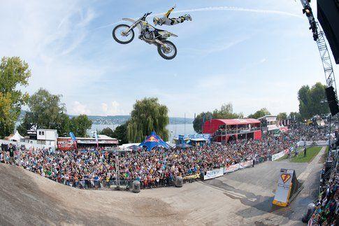 FMX lo scorso anno. Foto di Marc Zander/freestyle.ch
