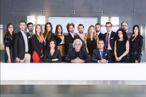 Il team di The Apprentice