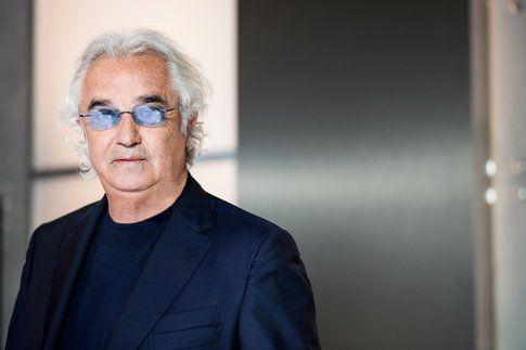 Flavio Briatore, il Boss