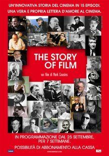 La locandina di The Story of film