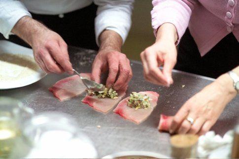 immagini di corsi di cucina