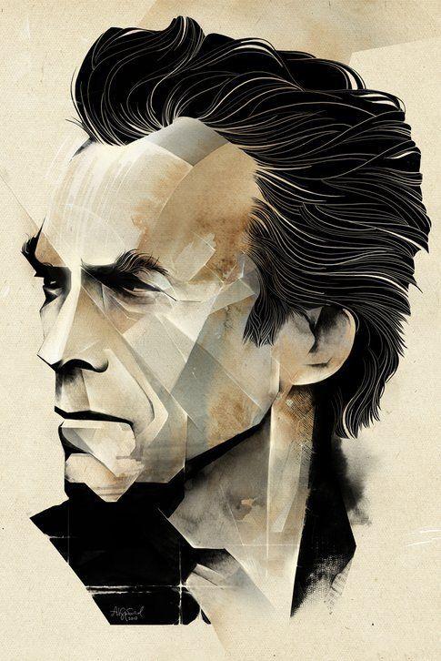 Clint Eastwood - Alexey Kurbatov
