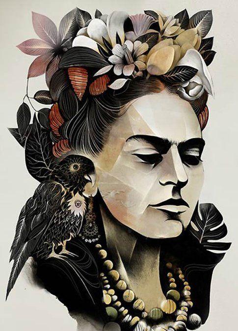 Frida Kahlo - Alexey Kurbatov