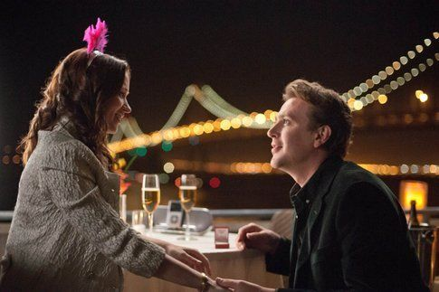Una scena di The Five-Year Engagement