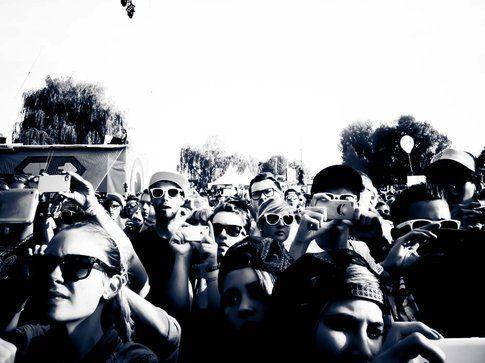 Folla impazzita