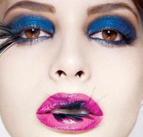Occhi intensi? Rappresenta te stessa con labbra naturali o super pigmentate