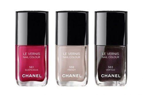 Collezione smalti Chanel 2012-2013