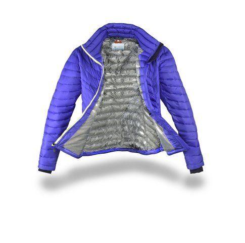 W's Powerfly Down jacket