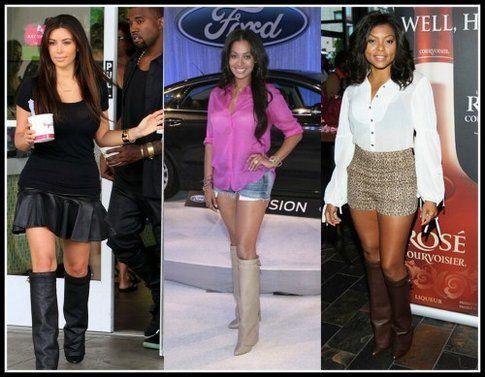 Gli stivali di Givenchy nuovo must have