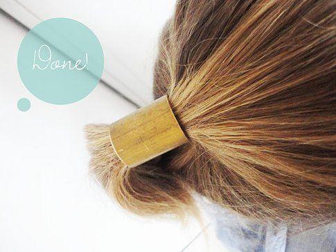 Hair style passo passo: Coda di cavallo più chic