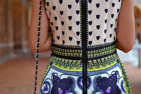 L'outfit di Nicoleta
