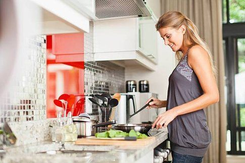 Cucina in modo leggero!
