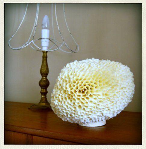 SPONGE LAMP