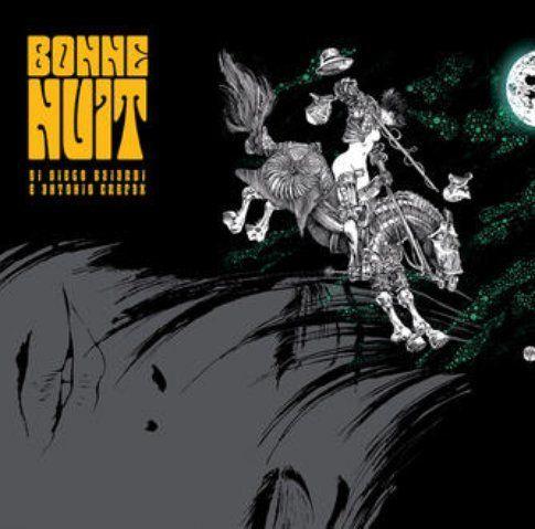 La copertina di Bonne Nuit