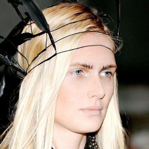 cappello di piume