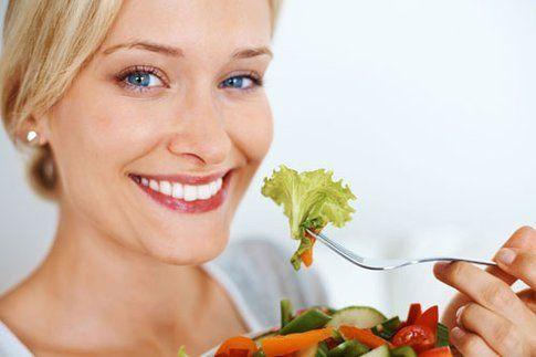 Dieta ricca di cibi vegetali
