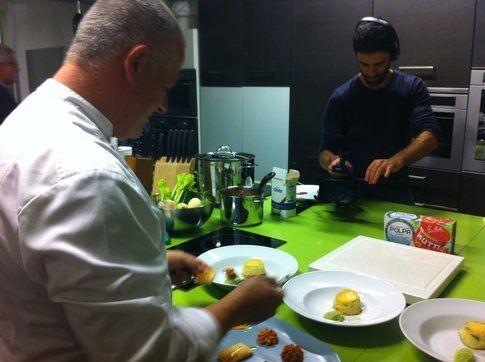 Mutti la sfida di cucina tra food blogger