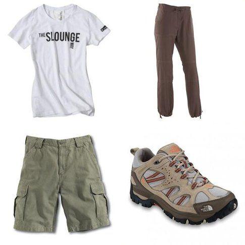 Abbigliamento da portare in Sudafrica