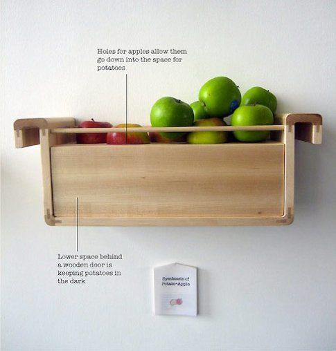 Symbiosis of Potato+Apple