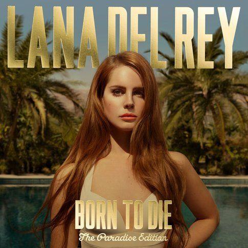 La copertina di Born To Die - The paradise edition