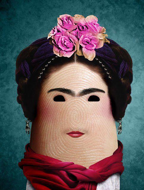 Dito Frida Kahlo - Dito Von Tease