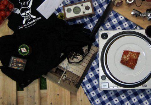 cucina e musica