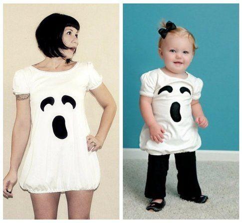 Un vestito da fantasma