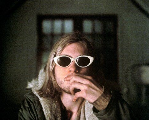 Michael Pitt in Last Days
