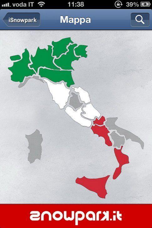 Tutti gli snowpark italiani in un unico click