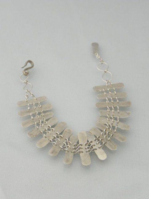 Bracciale in argento, Fabrizio Reginato