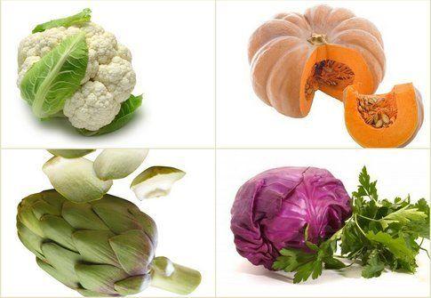mix di verdure di novembre