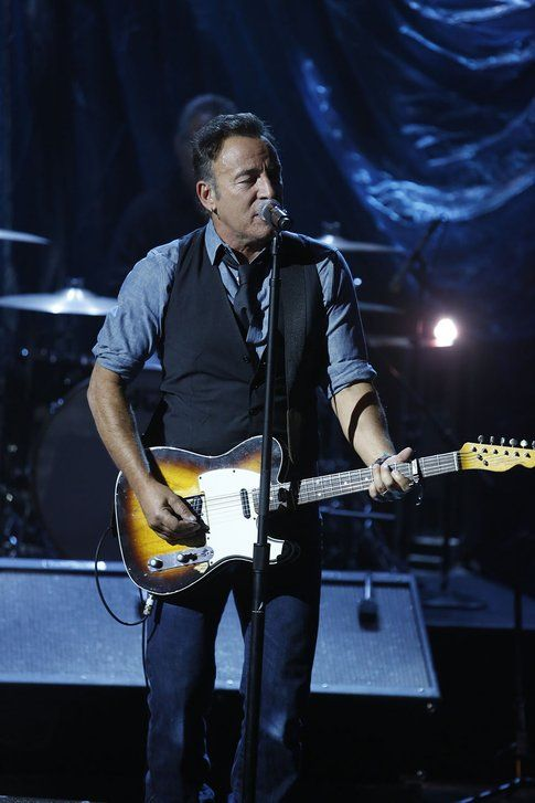 Bruce Springsteen, in concerto a Madison