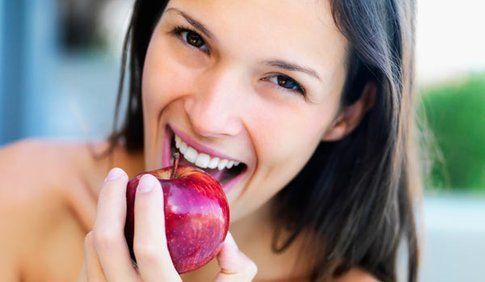 frutta lontano dai pasti!