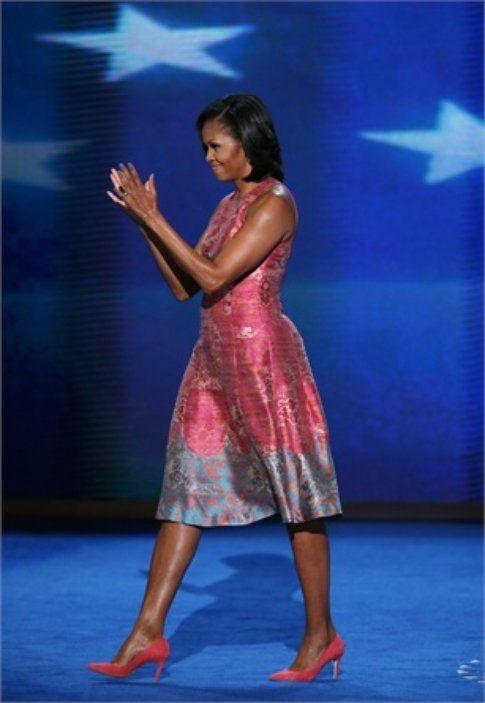 Lo stile di Michelle Obama