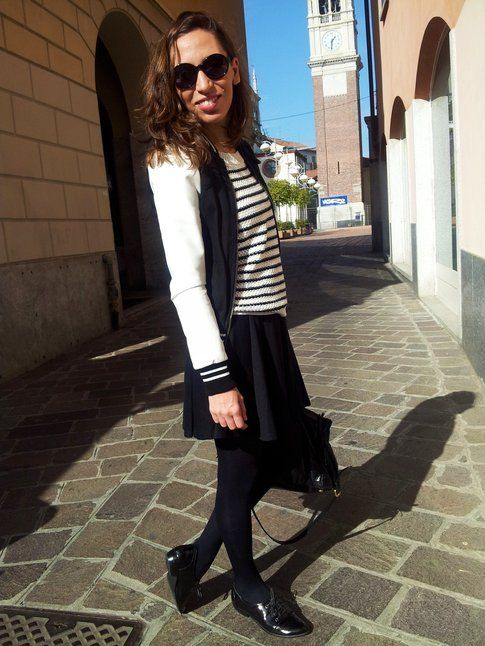 L'outfit di Mode in Italy