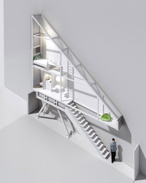 Casa Keret - il progetto