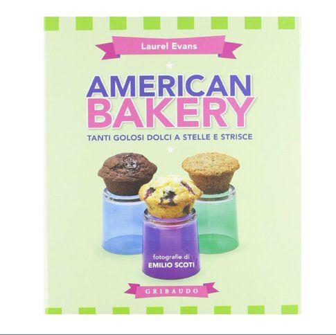 """copertina del libro """"American Bakery"""" di Lauren Evans"""