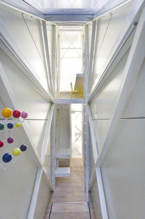 Casa Keret - tra il bagno e la camera da letto