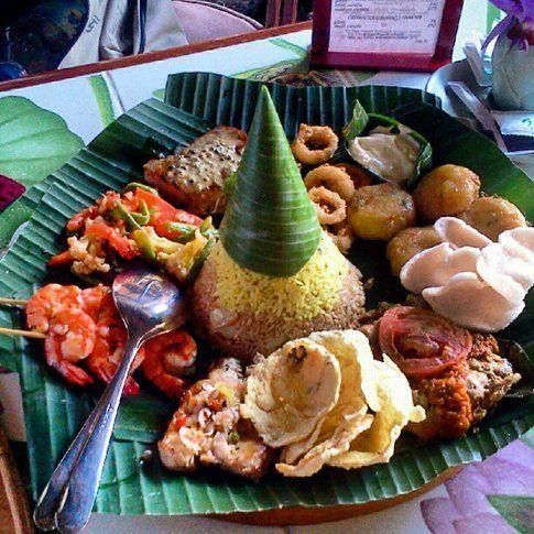 Pranzo a Bali