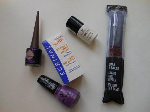 I prodotti utilizzati