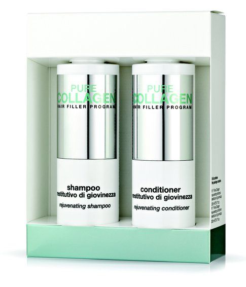 Pure Collagen Kit: Shampoo e Conditioner